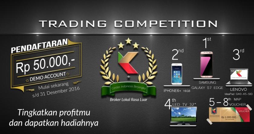 5 Kontes Trading Forex Mingguan Di Broker Forex